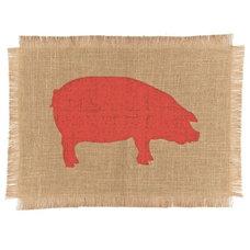 Eclectic Placemats by Burke Decor