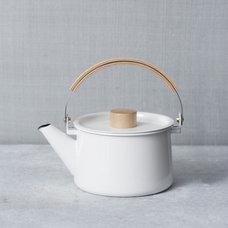 Enamel Tea Pot | west elm