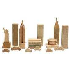 Modern Kids Toys by MUJI USA
