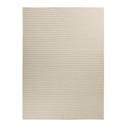Surya - Surya RVN3017-58 Ravena Hand Woven Wool Rug - The Ravena collection of reversible weave rugs from Surya are flat out fabulous. With both trellised and stripe patterns available there is sure to be a choice for any room. The neutral palette of each rug serves to anchor the space in which it lays. Each