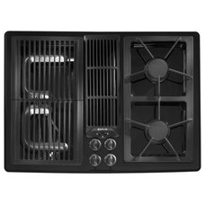 Traditional Cooktops by Factory Builder Stores