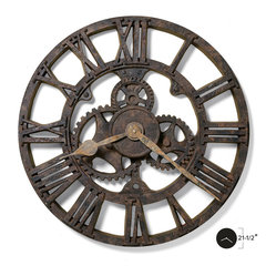 Howard Miller - Allentown Wall Clock - 625275 ALLENTOWN
