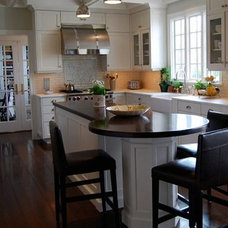 Kitchen Countertops by The Grothouse Lumber Company