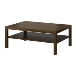 IKEA of Sweden - LACK Coffee table - Coffee table, walnut effect