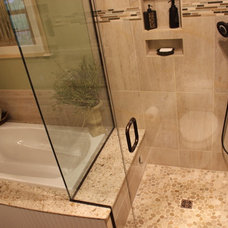 Transitional Showerheads And Body Sprays by Cabinet-S-Top