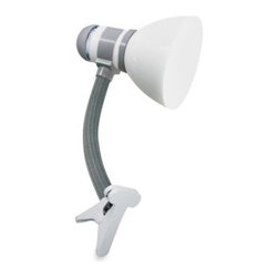 Verilux - Verilux SmartLight Clip Lamp - From the creators of SmartLight, the ideal study partner, comes the Clip SmartLight. Put it anywhere and adjust the flexible neck to direct light where you need it.