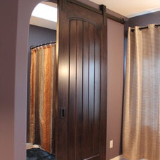 Interior Doors by The BlackForest Wood Co.