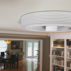 traditional ceiling fans by Exhale Fans