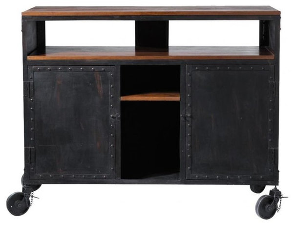 Eclectic Indoor Pub And Bistro Tables by Maisons du Monde