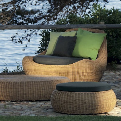 Contemporary Outdoor Lounge Sets by Home Infatuation