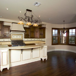 Westridge Estates - Products Provided: Kitchen Faucet, Kitchen Sink, Soap Dispenser, Air Gap, Garbage Disposals, Island Faucet, Island Sink, and Cabinet Hardware