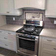 Contemporary Kitchen Countertops by Concrete Cat Inc.