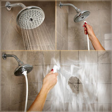 Modern Showers by Idea Factory Inc
