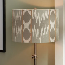 Contemporary Lamp Shades by Pottery Barn