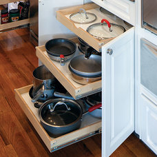 Cabinet And Drawer Organizers by ShelfGenie National