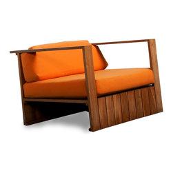 Outdoor Sofa Single -