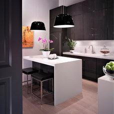 Contemporary Kitchen by Statement of Style