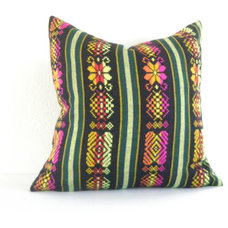 Eclectic Decorative Pillows by City Girls Decor