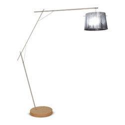 Slamp - Woody Floor Lamp | Slamp - Design by Luca Mazza.