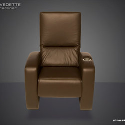 Home Theater Vedette Seats - A CLASSICAL DESIGN COMBINED WITH