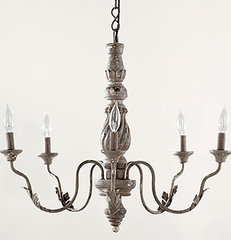 traditional chandeliers by World Market