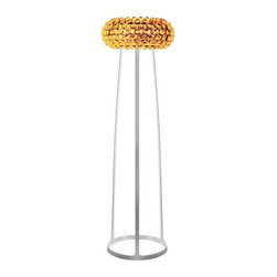 Foscarini - Caboche Floor Lamp by Foscarini - The Caboche floor lamp is the ideal lamp for the modern sophisticated room. It's so sleek and sexy.