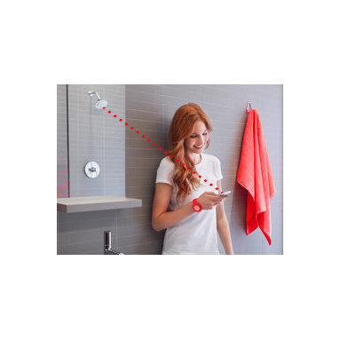 Moxie™ Showerhead + Wireless Speaker - KOHLER CO