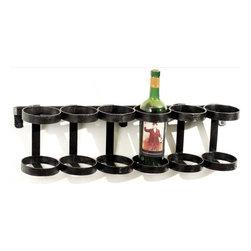 Go Home Ltd - Go Home Ltd Ristorante Wine Storage Rack X-29621 - Go Home Ltd Ristorante Wine Storage Rack X-29621