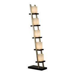 Nova Lighting - Nova Lighting 11815 Scalier Floor Lamp - Nova Lighting 11815 Scalier Floor Lamp