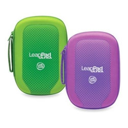 Leap Frog - LeapFrog LeapPad Ultra Carrying Case - Exclusively made to work with the LeapPad Ultra tablet, the Ultra Carrying Case is a zippered case that holds your child's LeadPad Ultra and up to 6 games, protecting it wherever you go.