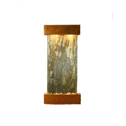 The Cascade Springs - Customizable Wall Water Features -