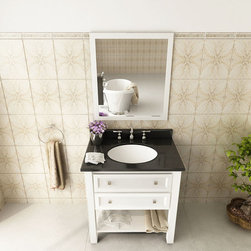 "31"" Helix Single Bath Vanity -"