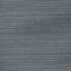 grasscloth wallpaper will give walls subtle texture in slate grey ...