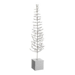 Silk Plants Direct - Silk Plants Direct Metal Twig Tree (Pack of 2) - Pack of 2. Silk Plants Direct specializes in manufacturing, design and supply of the most life-like, premium quality artificial plants, trees, flowers, arrangements, topiaries and containers for home, office and commercial use. Our Metal Twig Tree includes the following: