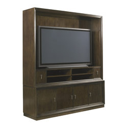 Hickory White - Hickory White Hal Frank Cabinet 108_106_1023 - Three pieces as shown: