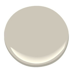 Revere Pewter HC-172 Paint - Benjamin Moore's Revere Pewter is the perfect light gray with slightly warm undertones. It will make any room feel instantly classic.