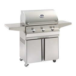 Fire Magic - Choice C540s1A1N96 Stand Alone NG Grill with Infrared Burner System - C540 Stand Alone Grill Only with Infrared Burner SystemC540s Features:Heavy-gauge tubular stainless steel burners