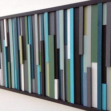 Contemporary Artwork by Modern Textures, LLC