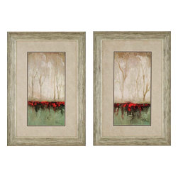 Paragon - Amazonas PK/2 - Framed Art - Each product is custom made upon order so there might be small variations from the picture displayed. No two pieces are exactly alike.