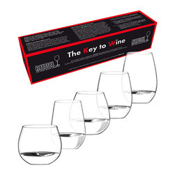 "Riedel - Riedel ""The Key to Wine"" Tasting Set - As your wine collection grows, so does the temptation to host a tasting. Indulge it with this superb set of lead-free crystal stemware for your favorite reds and whites."