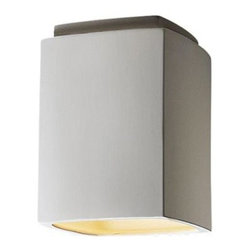 Filament Design - Leonidas 1-Light Ceiling Paintable Ceramic Bisque Incandescent Flush Mount - Shop for Lighting & Fans at The Home Depot. The cornerstone of the Leonidas Collection is quality, and this outdoor contemporary flush mount is no exception. By leaving this fixture the basic ceramic, you are able to customize your flush mount to any color or finish of your choosing, making it the perfect accent to your home. With the superb craftsmanship and affordable price this fixture is sure to tastefully indulge your extravagant side.