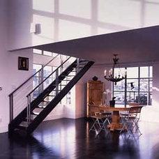 Modern Dining Room by Sternberg Benjamin Architects, Inc.