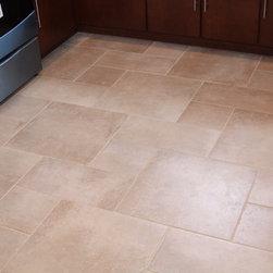 Corbitt Residence Mosaic Backsplash Tile - Avalon Collection