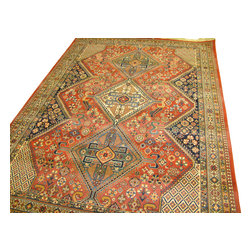 "Belgotex - Rug ""Shiraz Royal"" 5'7"" x 8'3"" - Style; 5502-10"