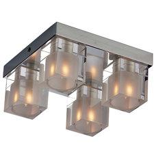 Modern Flush-mount Ceiling Lighting by Inmod