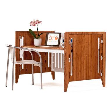 Crib - Bam B. Desk - Bam B. Companion Crib - Desk Conversion