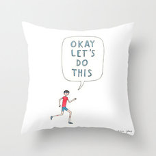 Eclectic Pillows by Society6