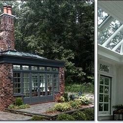 Masonry Orangery Design -