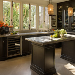 contemporary kitchen by Candace Barnes