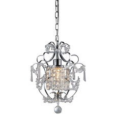 Transitional Chandeliers by Warehouse of Tiffany, Inc